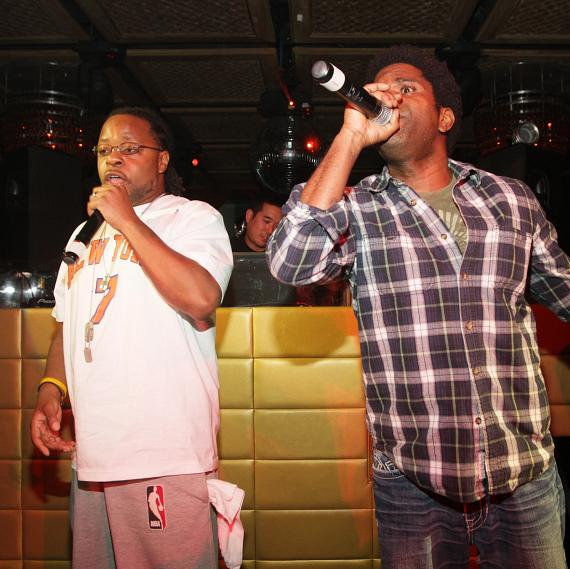 Das EFX Performs at Old School Wednesday at LAVO