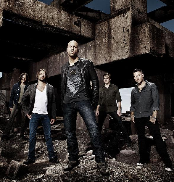 Rock Band Daughtry Returns to Mandalay Bay Beach Concert Stage August 23