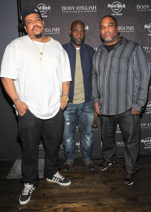 De La Soul at Official Grand Opening of Body English in Las Vegas