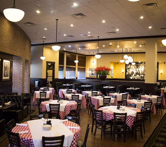 Maggiano's Little Italy Dining Room