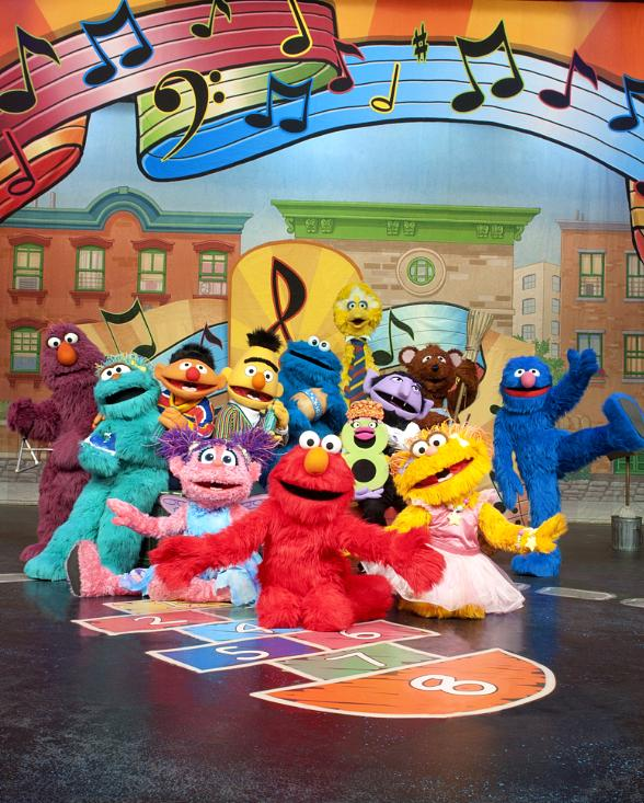 """Sesame Street Live """"Elmo Makes Music"""" at The Cox Pavilion is On Sale Now"""