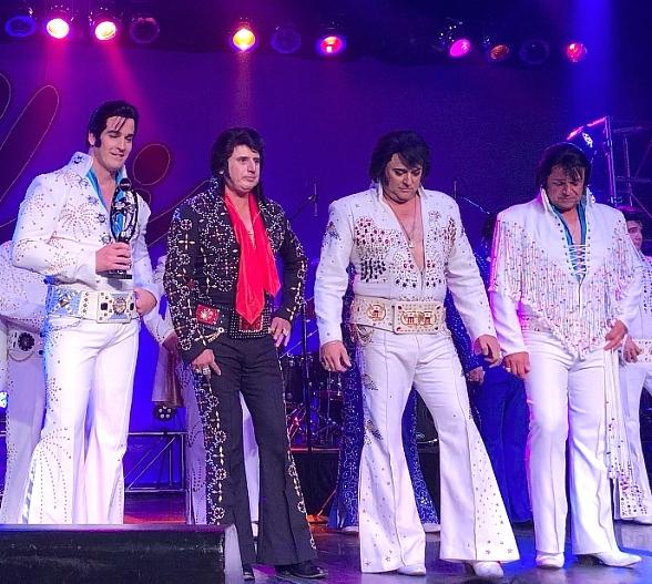 10th Annual Elvis Rocks Mesquite Welcomes Elvis Tribute Artists to the CasaBlanca Showroom from June 20–22