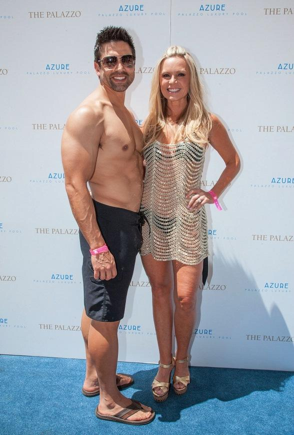 Tamra Barney Hosts Cougars and Cuervo at Tacos  Tequila