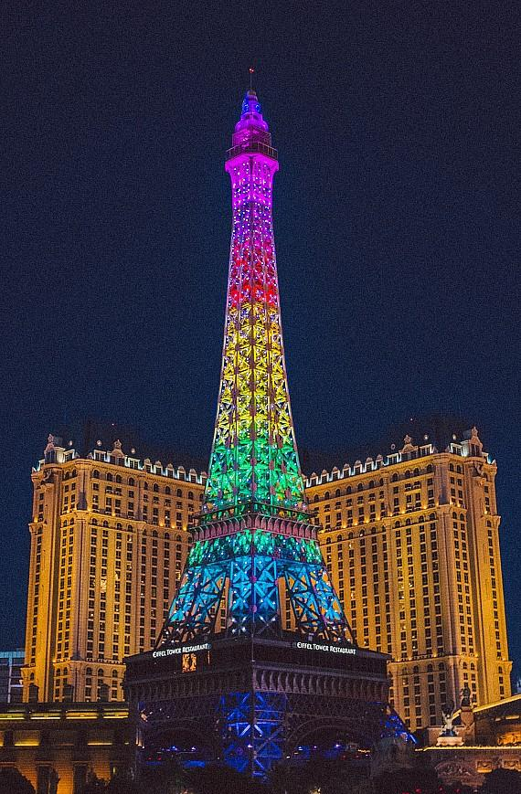 Caesars Entertainment Las Vegas Resorts Support the LGBTQ Community with Weekend-Long PRIDE Celebrations