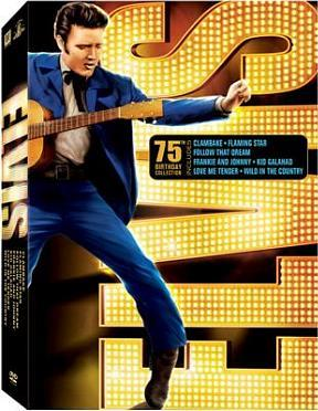 Elvis 75th Anniversay DVD Collection