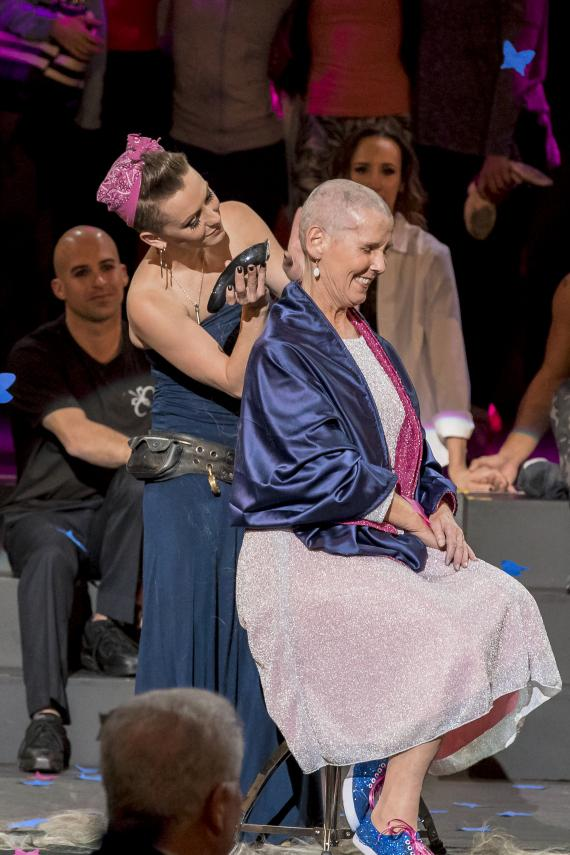 """Circus Couture's """"Lucky"""" Helps Childhood Cancer Charity Surpass the One Million Dollar Milestone"""