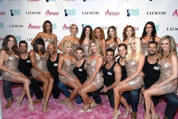 """FANTASY Celebrates its 17th Anniversary with the 2017 """"Natural Beauties of Las Vegas"""" Calendar Launch"""