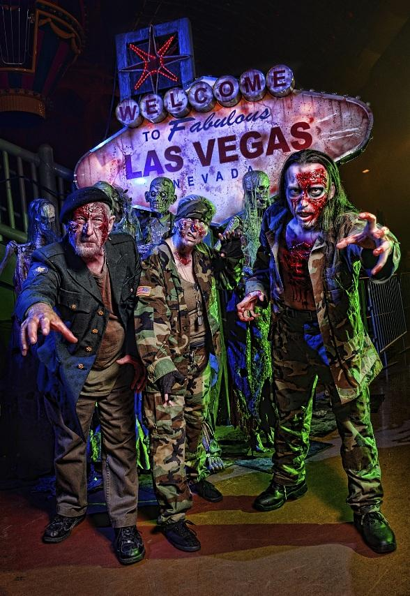 top ranked haunted attraction
