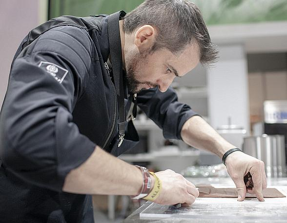 MGM Grand Executive Pastry Chef Florent CheveauWins 'Best Fresh Pastry Award' at 2018 Cacao Barry World Chocolate Masters Competition; Award-Winning Dessert Now Available at FiAMMA Italian Kitchen