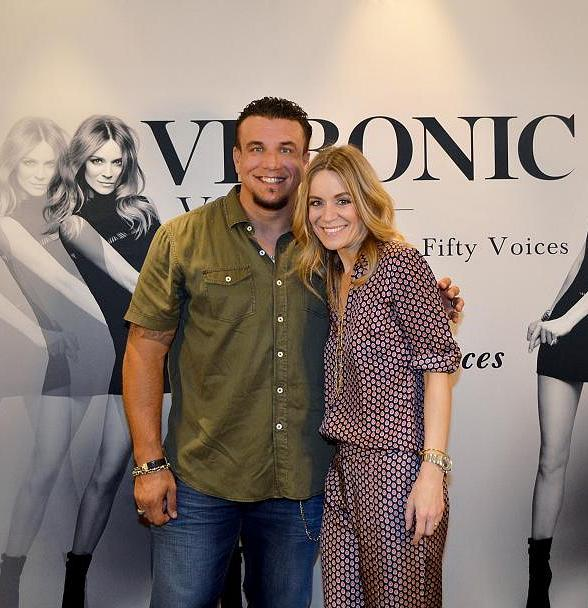 UFC Heavyweight Champion Frank Mir Attends VÉRONIC Voices at Bally's Las Vegas