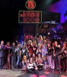 Cast of Rock of Ages at The Venetian