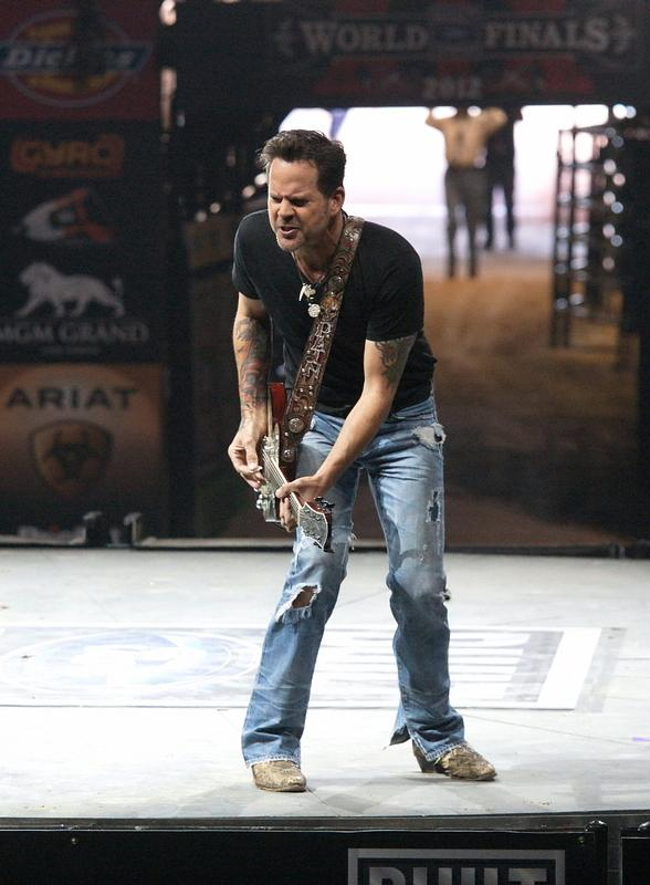 Gary Allan to Perform at PBR's Last Cowboy Standing May 11