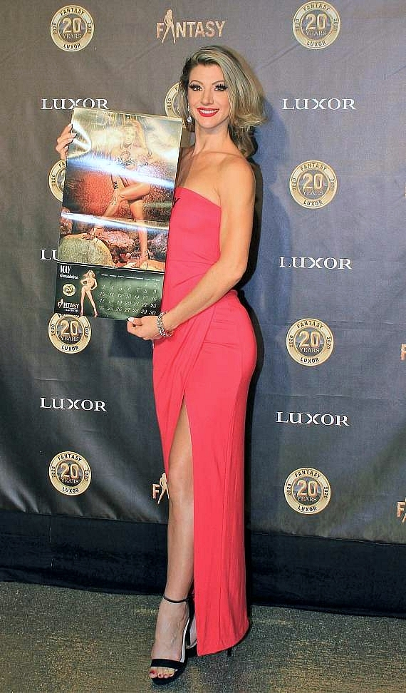 """Celebrates 20th Anniversary at Luxor Hotel and Casino with the Debut of """"2020: Vision of Beauty"""" Calendar"""