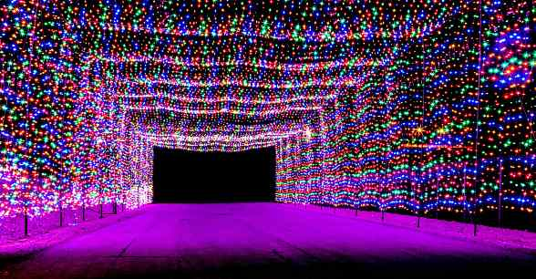 Glittering Lights at Las Vegas Motor Speedway to Participate in Speedway Children's Charities Annual Grant Distribution Event
