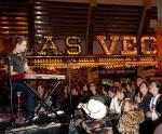 Hunter Hayes Performs at 25th Annual Downtown Hoedown at Fremont Street Experience