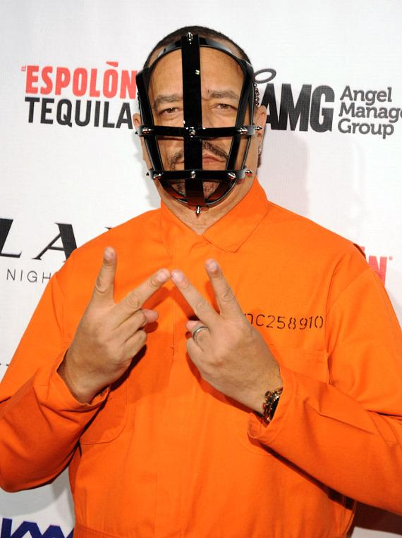 """Ice-T and Coco Host Halloween """"Player's Ball"""" at LAX Nightclub in Las Vegas"""