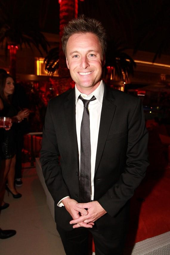 Chris Harrison at Surrender Nightclub