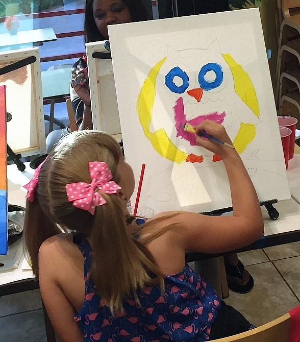 Crazy Pita Town Square to partner with Paint and Party Las Vegas to offer Paint–Drink-Dine event July 14