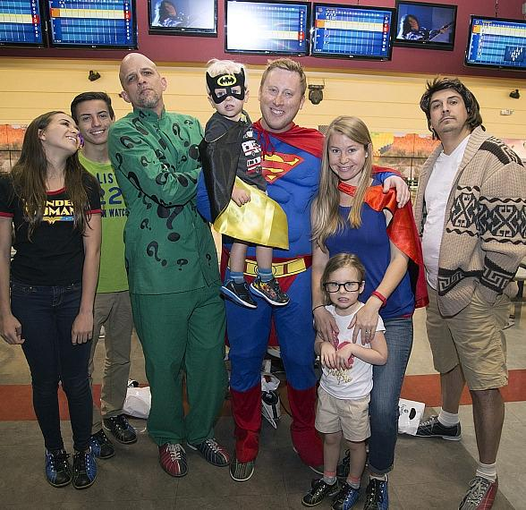 """Superheroes and Vigilantes Unite to Raise Money for Homeless Youth in Southern Nevada at the 9th Annual """"Homeless Youth in the Alley Bowling Tournament"""" June 9"""