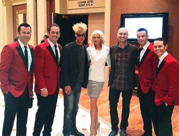 Murray and Chloe Visit Human Nature in their New Home at The Venetian Las Vegas