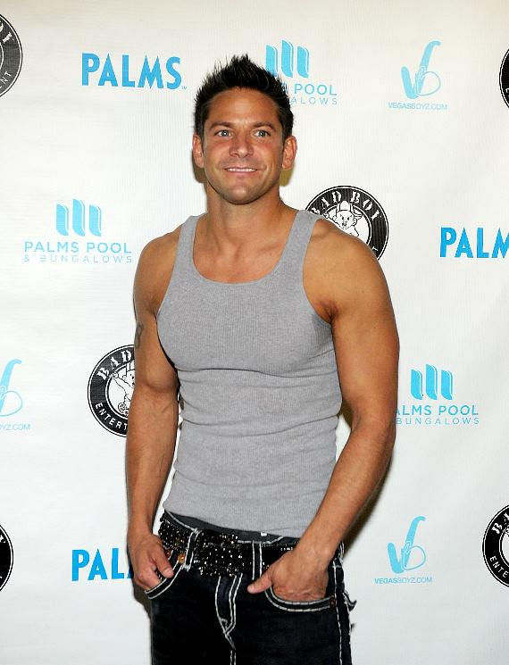 Jeff Timmons at Palms Pool & Bungalows