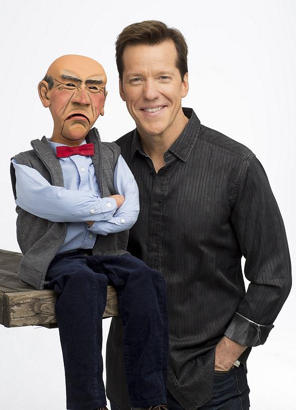 """Jeff Dunham Returns to Las Vegas This Summer with Four """"Passively Aggressive"""" Shows at The Colosseum at Caesars Palace"""