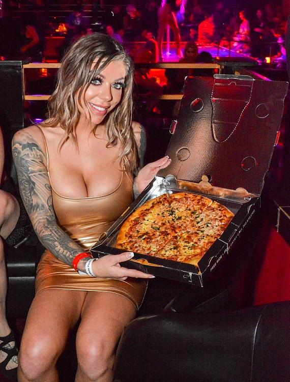 Karma Rx with Crazy Horse 3 Pizza