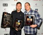 Kaskade and Z Trip with DJ Times Awards at Marquee