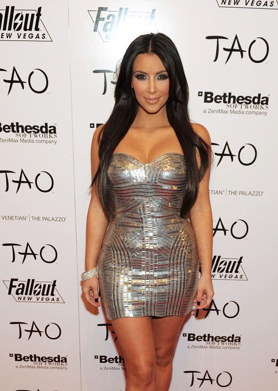 Kim Kardashian celebrates her 30th birthday at TAO
