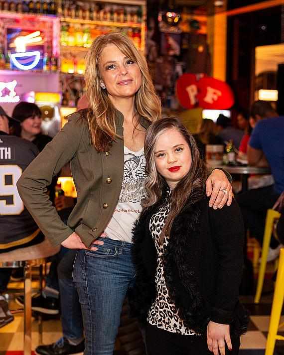 """""""Born This Way Star"""" Megan Bomgaars Celebrates B-Day at Roy Choi's Best Friend in Vegas"""