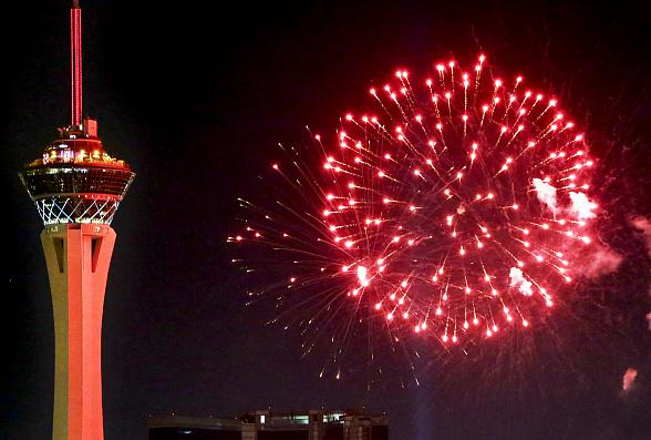 Las Vegas Offers Fireworks and More on 4th of July Weekend