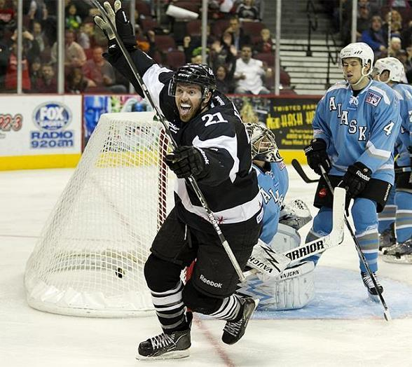 Wranglers Deal Aces 2-1 Loss