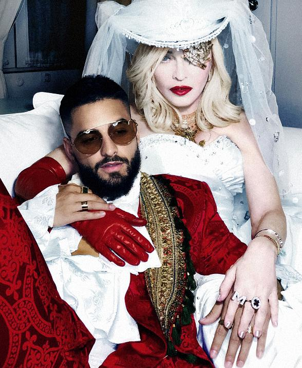 """Madonna Unveils Music Video for """"Medellín,"""" First Track Released Before Her Album """"Madame X"""" Comes out on June 14th"""