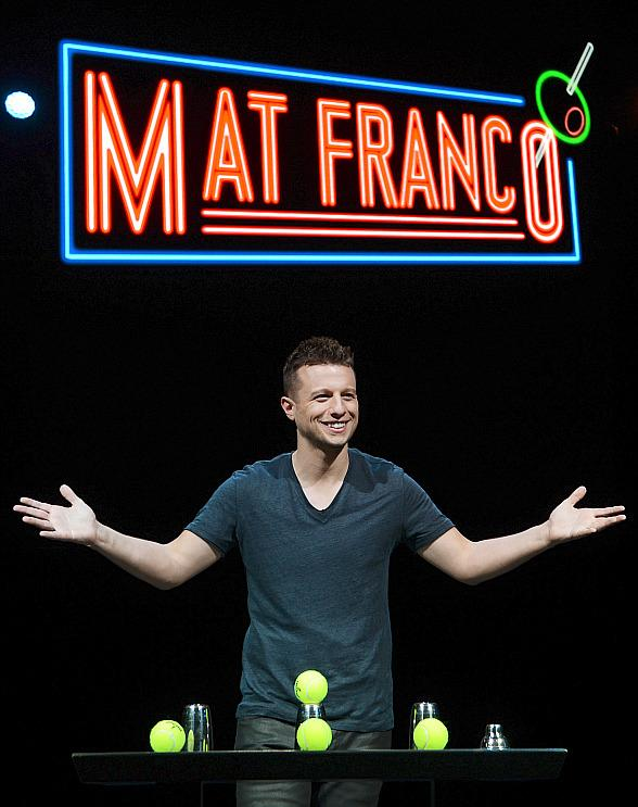 Star of Magic Reinvented Nightly at The LINQ Hotel & Casino, Mat Franco to Appear on Access Hollywood Live Jan. 25