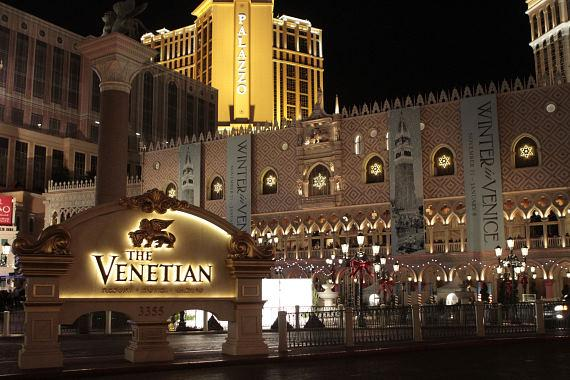 The Venetian and The Palazzo launch the first-ever Winter in Venice