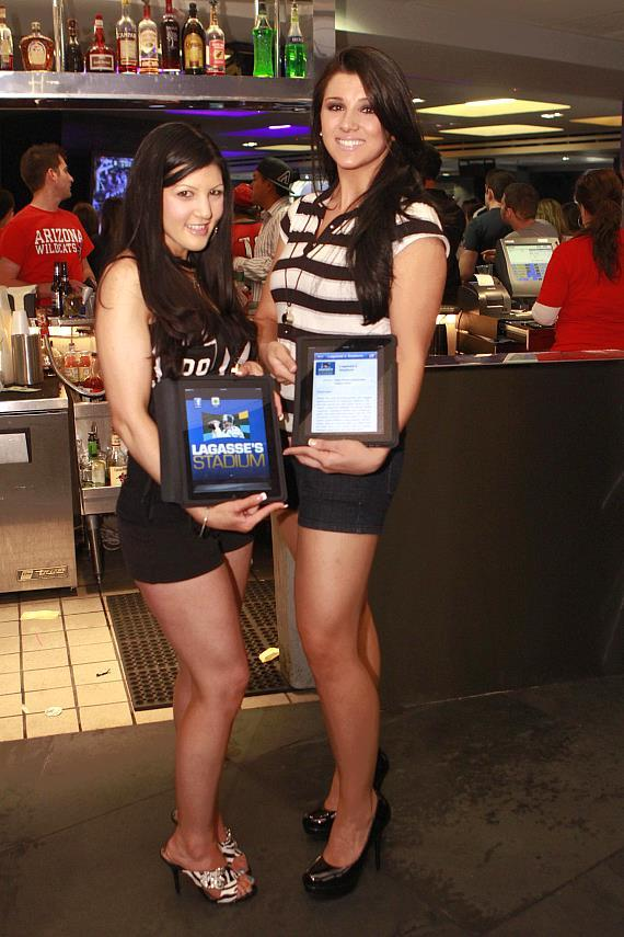 Lagasse's Stadium guests have access pocketcasino in-running sports wagering