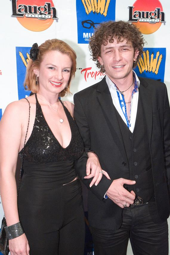 America's Got Talent winner Michael Grimm and wife Lucie