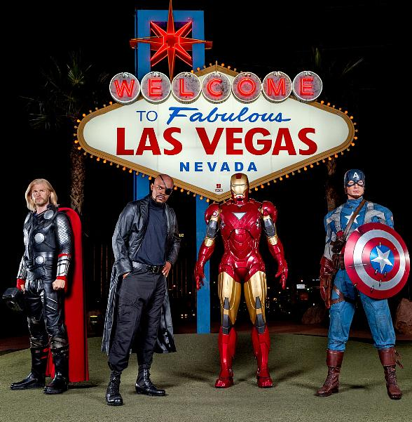 Madame Tussauds to Unveil New Multi-Million Renovation and Marvel 4d Theater