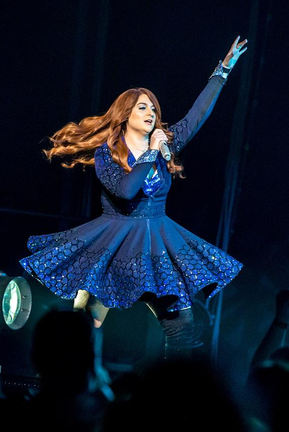 Meghan Trainor at The Cosmopolitan of Las Vegas