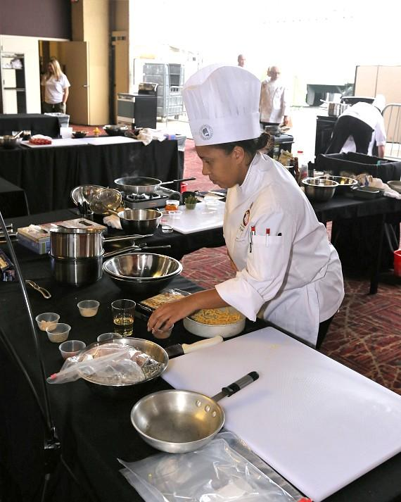 Military Culinary Competition