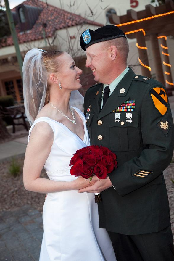 Victoria's Wedding Chapel to Give Away Complimentary Wedding Ceremonies to Veterans and Active Duty Military on Veteran's Day