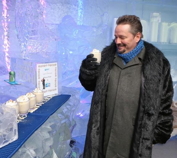 Terry Fator with his signature drink – Darth Fator