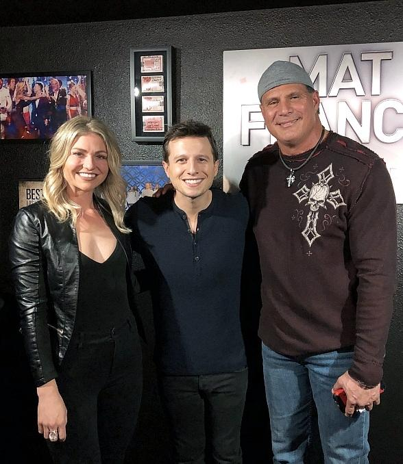 "Baseball Great Jose Canseco Attends ""Mat Franco – Magic Reinvented Nightly"" at the LINQ Hotel & Casino in Las Vegas"