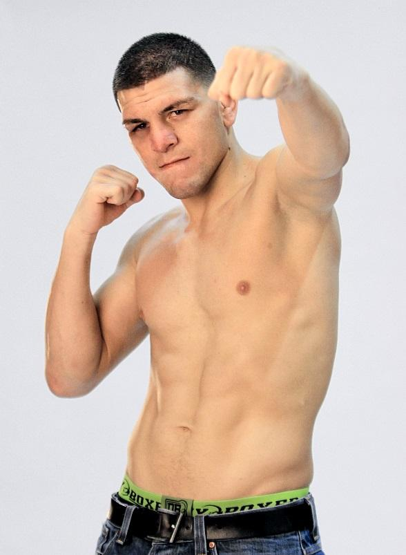 Nick Diaz Official UFC 143 After-Fight Party at Gallery Nightclub Feb. 4