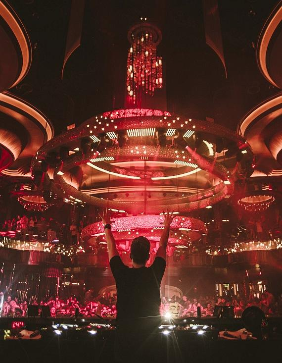 Nicky Romero at OMNIA Nightclub