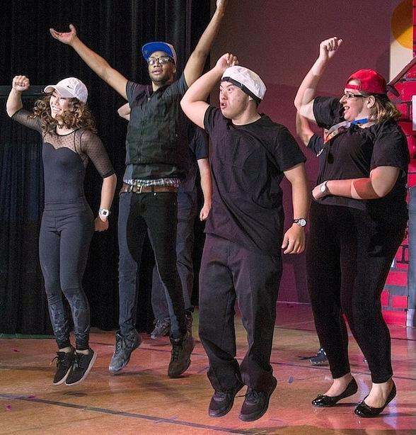 OVIPs Showcase their Talents on Stage at Opportunity Village's 6th Annual OVation Spring Performing Arts Concert