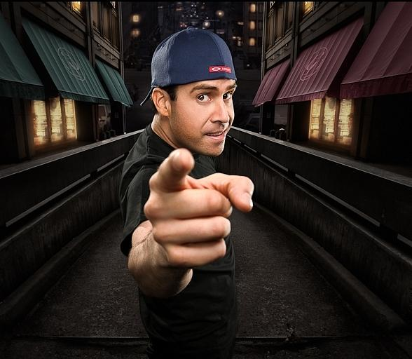 Comedian Pablo Francisco Delivers an Arsenal of Spot-On Impressions, off the Wall Sound Effects and Hilarious Parodies at South Point Casino June 28-29
