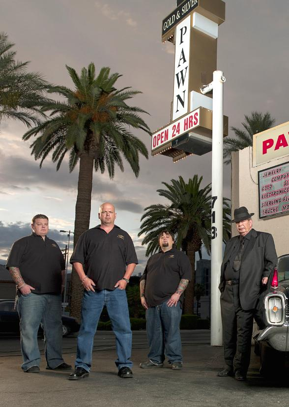 """Suncoast Welcomes History's """"Pawn Stars"""" for a Gold & Silver Road Show Aug. 7"""