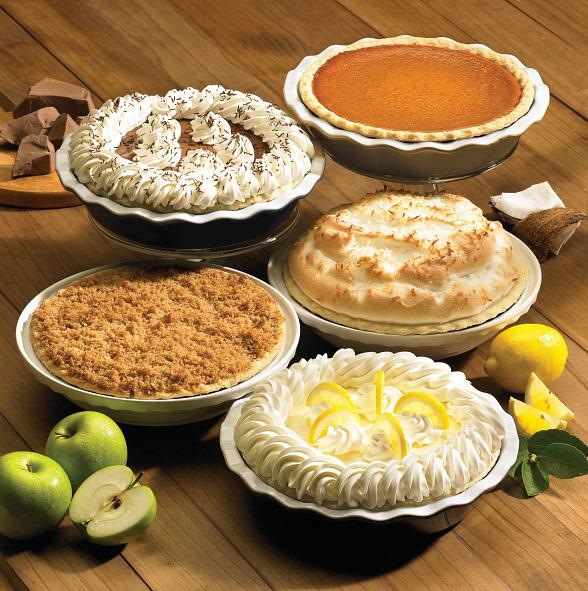 Marie Callender's delicious, freshly baked pies