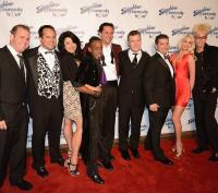 Celebrities and VIPs Celebrate Media Night at Sapphire ...